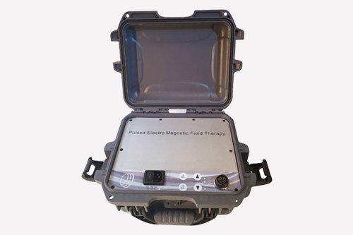 PEMF therapy device TeslaFit Plus 2 Portable