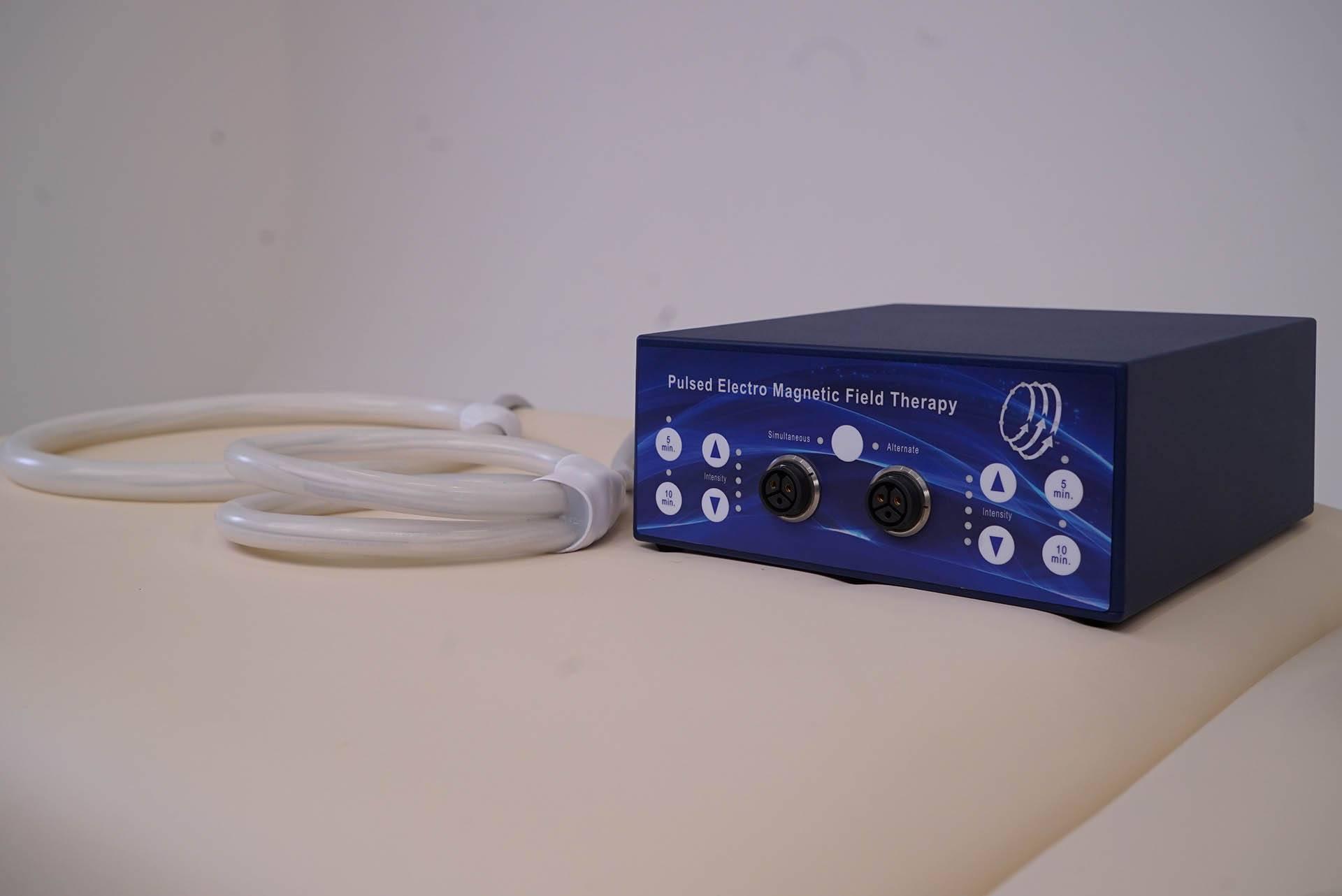 TeslaFit Duo PEMF therapy machine