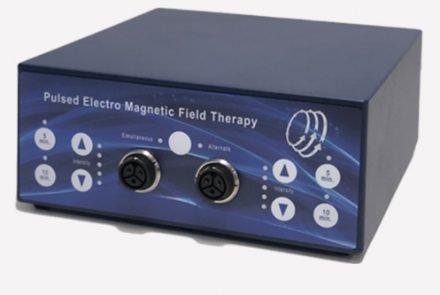 pemf therapy machine teslafit duo