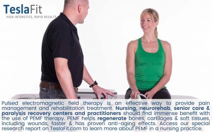 PEMF therapy for nurses and rehabilitation