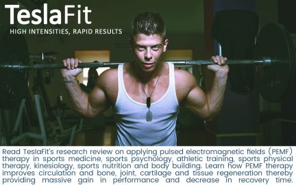 PEMF therapy for sports medicine - sports nutrition, sports physical therapy, sports chiropractic, sports performance enhancement, kinesiology and more.